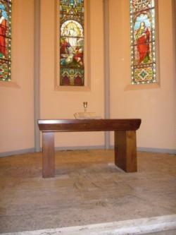 Il tempio - Il tavolo della santa cena