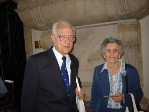 Maria G. Girardet e Thomas Soggin
