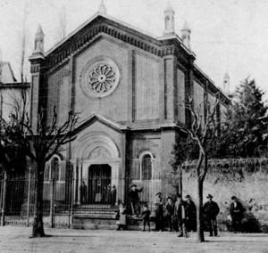 Tempio evangelico (1876)